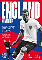 Image result for england nigeria programme 2018